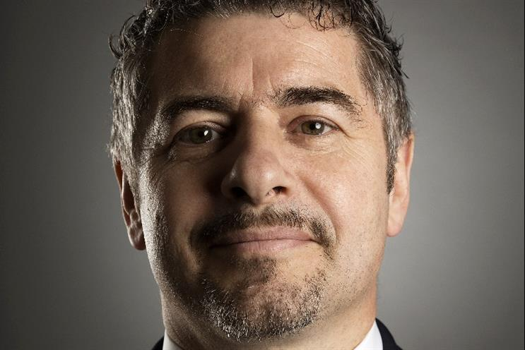 Belstaff CEO Gavin Haig