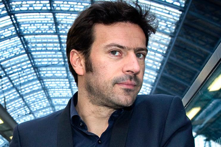Lionel Benbassat is head of marketing and brand at Eurostar