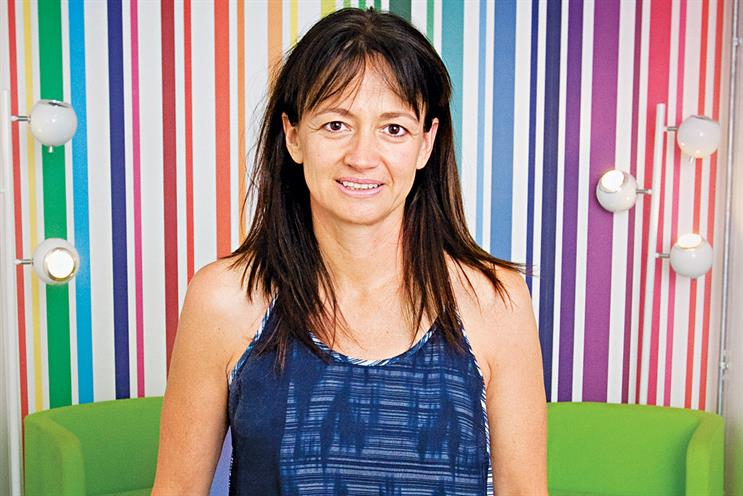 Jenny Biggam: founder, the7stars and chair of the Campaign Media Awards judges 2014