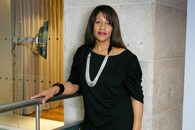 Karen Blackett: chief executive of MediaCom UK