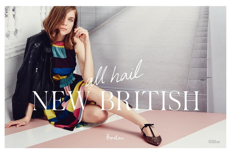 Boden: 'All Hail New British' celebrates the tradition and rebellion of Britain