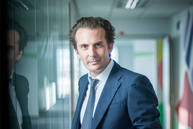 Yannick Bolloré: the chief executive of Havas