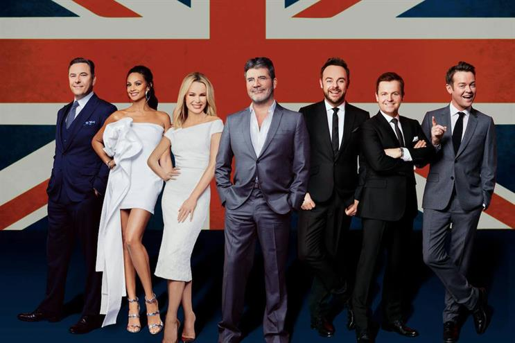 ITV: ad revenue declined by 8% in first half