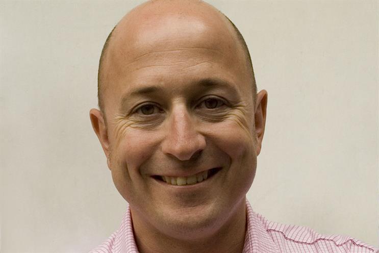 Martin Brooks: chief executive of Work Club