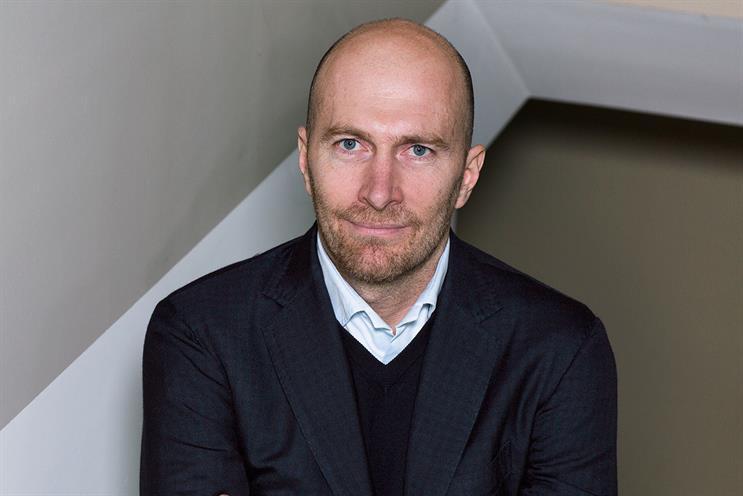 Bertelli was instrumental in the agency's Heineken win