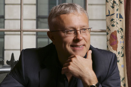 Alexander Lebedev: in line to buy The Independent