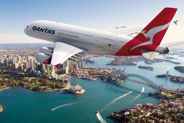 Qantas: appoints Droga5 and retains ZenithOptimedia