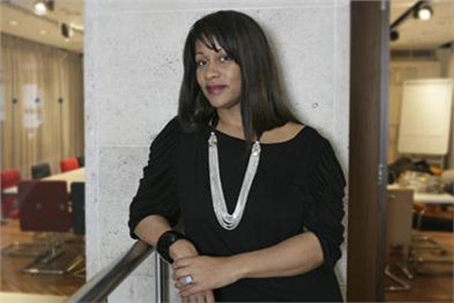 Karen Blackett: chief executive of MediaCom UK
