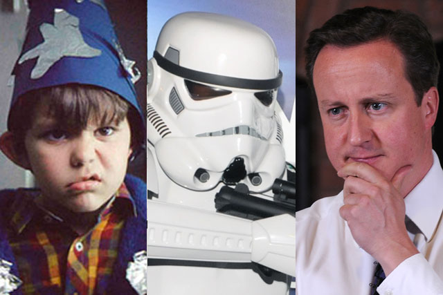 Adam & Eve and Manning Gottlieb OMD win with John Lewis, LucasFilm sells Star Wars and the PM appoints Grey and Squire