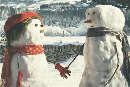 John Lewis: Christmas 2013 TV activity