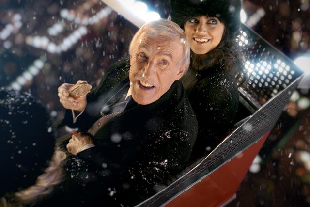 Morrisons: Christmas 2011 campaign