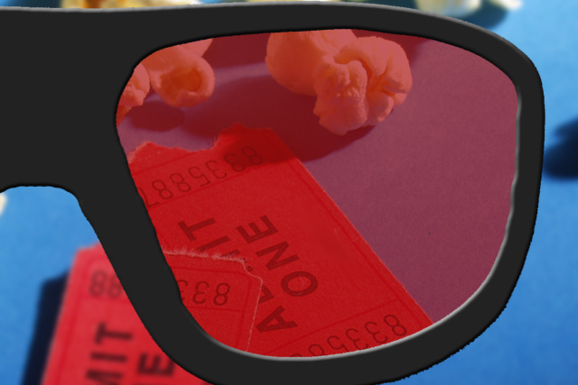 Key issues for 3D movies at the cinema