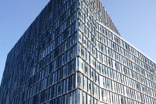 IPC: blue fin London headquarters