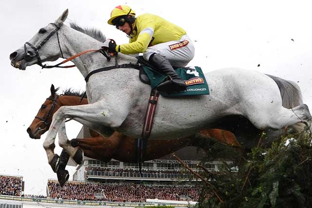 Grand National broadcast on the BBC