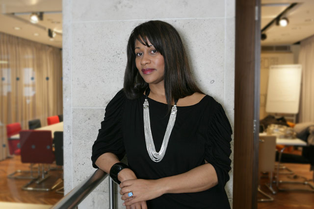Karen Blackett, MediaCom's chief executive
