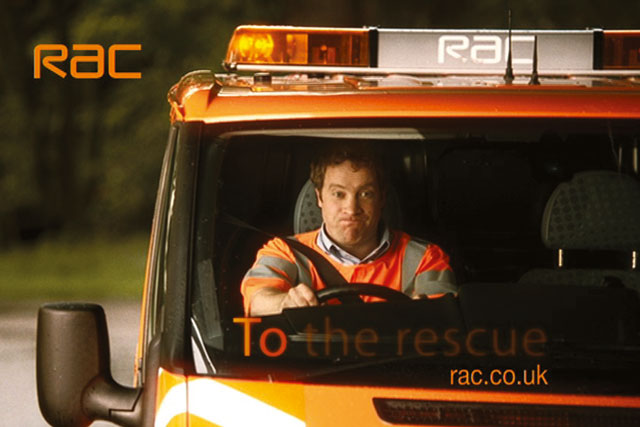 RAC: Rapier has held the account for just nine months