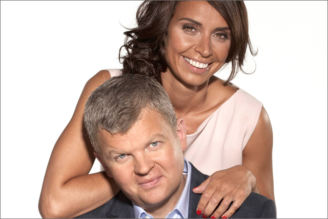 Daybreak duo: Chiles and Bleakley are reported to be leaving the ITV show
