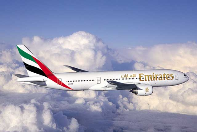 Emirates: airline seeking agency for social media project