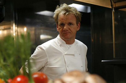 Ramsay…will endorse sauces that give money to Comic Relief