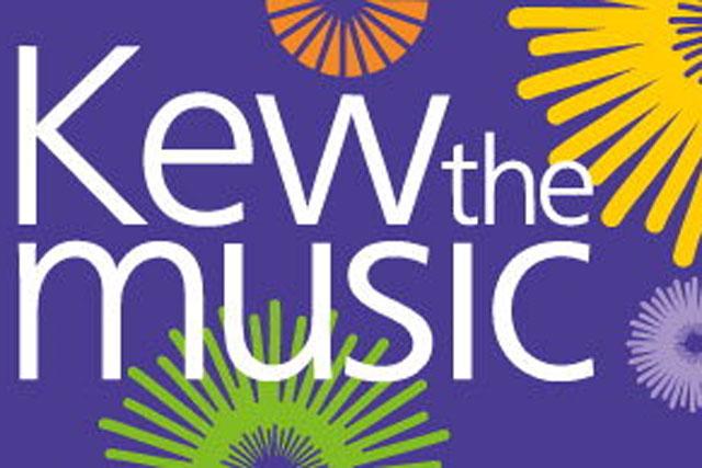 Kew the Music: secures sponsorship from John Lewis