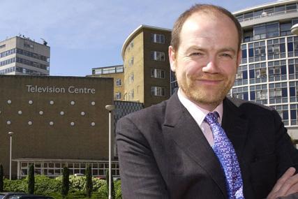 BBC director general Mark Thomson