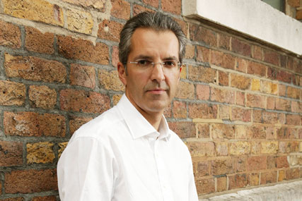 Ian Clark: working on Project Alesia
