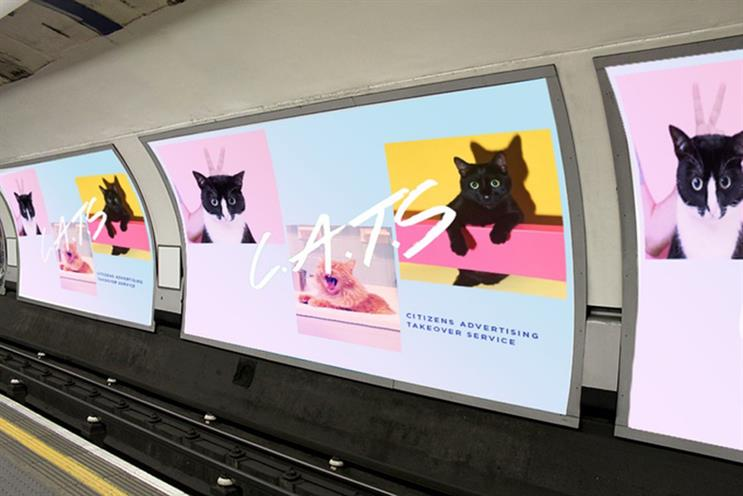 The campaign is looking for £23,000, which will buy a whole platform of ads