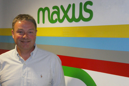 Alan Hodge: appointed group trading director at Maxus