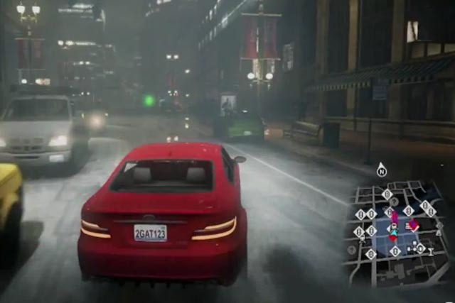 Watch Dogs: E3 expo encourages 157,644 shares of demo trailer