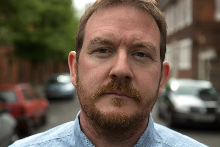 Laurence Barber: joining JWT London