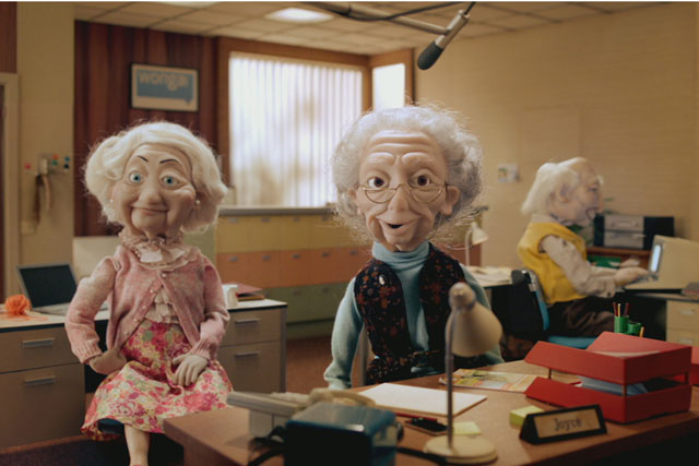 Wonga.com: the short-term lender was the largest spender on above-the-line advertising in 2011