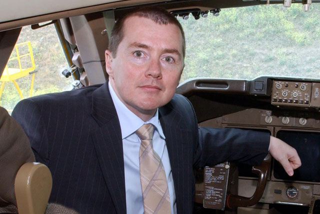 Willie Walsh: chief executive, International Airline Group (IAG)