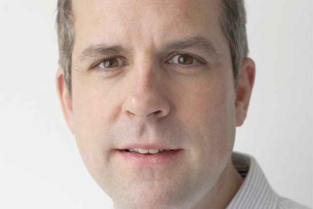 Simon Clough, global marketing director, Clear