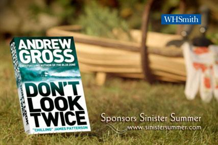 HarperCollins: sponsoring Living's Sinister Summer strand