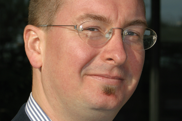 Scott Logie: chairman of the DMA is promoted at St Ives