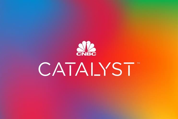 CNBC Catalyst: will work more closely with brands and media agencies