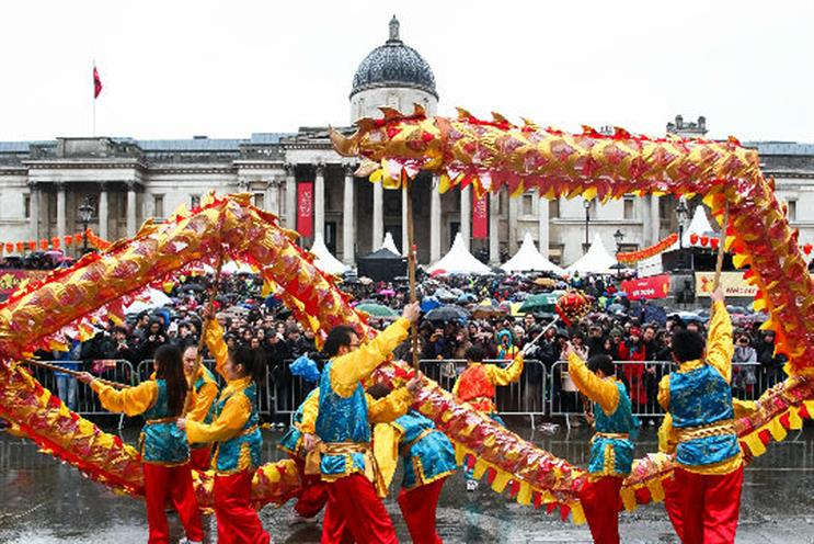 Brexit catalyst for more UK Chinese New Year brand activity
