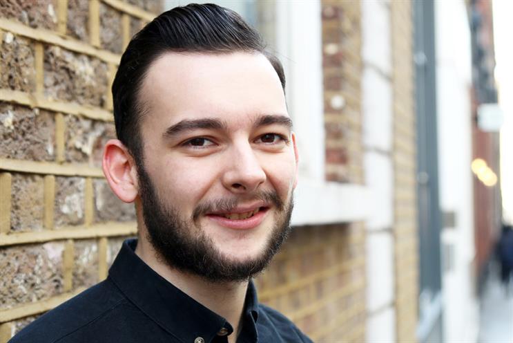 Callum McCahon: strategy director at Born Social
