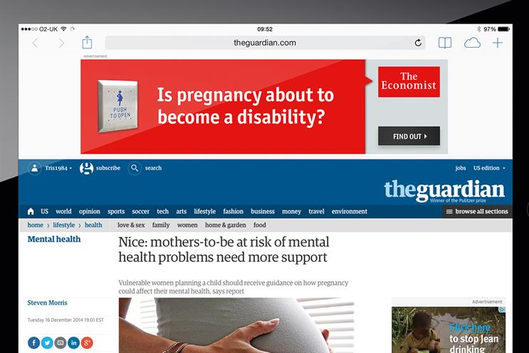 The Economist: UM's data-driven campaign was based on subscribers' psychographic profiles