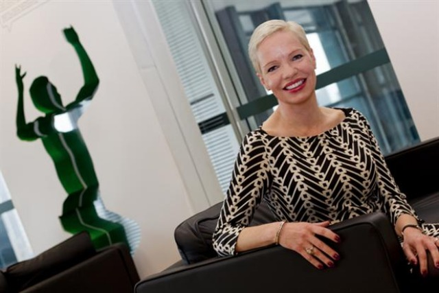 Lloyds Banking Group managing director, retail brands and marketing, Catherine Kehoe