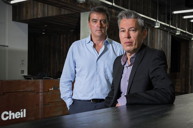 Hammersley (l) and Pye: Cheil UK's client list now includes Pernod Ricard, Coca-Cola, Crocs and Absolut