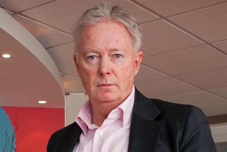 Chris Locke: the UK trading director of Starcom MediaVest Group