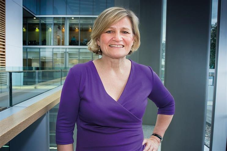 Cilla Snowball: the AMV BBDO group chairman and chief executive has become chair of the Women's Business Council