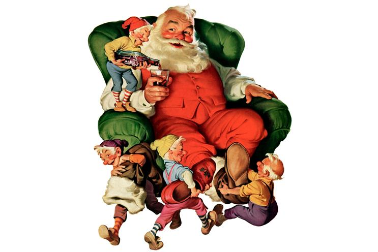 History of Advertising No 86: Coca-Cola's Santa Claus