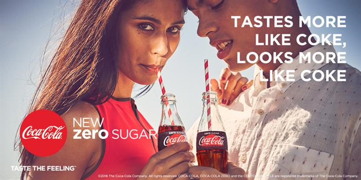 Coca-Cola's Bobby Brittain on why Zero (Sugar) is the new hero