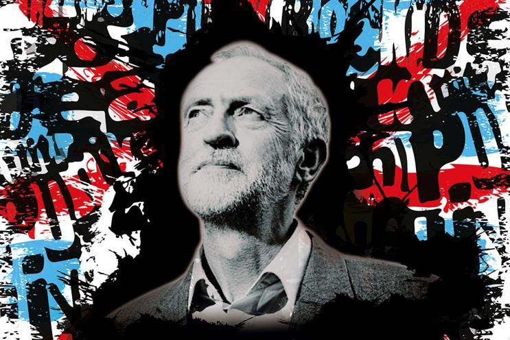 A better brand of politics: Why Jeremy Corbyn could be an adland ally