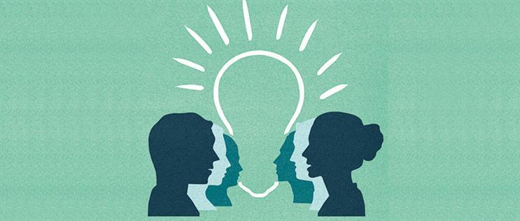 Break down the barriers between media and creative