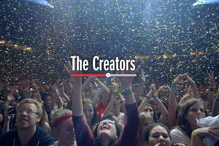 YouTube: 'The Creators' by Anomaly London