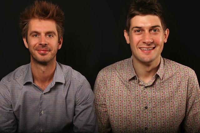 Critical Mass: merged agency executives Alistair Campbell and Matt Kwiecinski