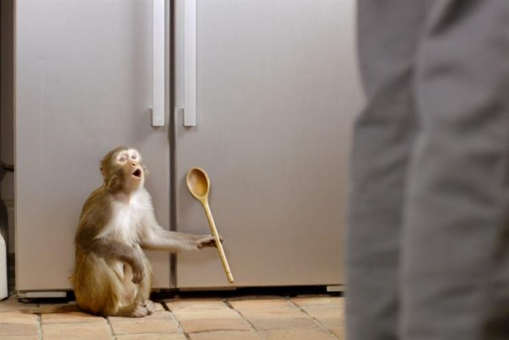 "Rustlers: BJL created the 2014 ""hunger monkey"" TV campaign"
